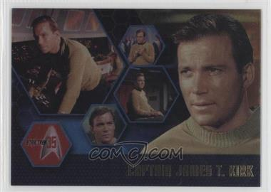 2001 Rittenhouse Star Trek: 35 Promos #1 - [Missing]