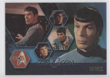 2001 Rittenhouse Star Trek: 35 Promos #P2 - Spock