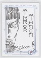 John Czop (Evil Spock) /1