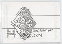 Warren Martineck (Borg Queen's Ship) /1