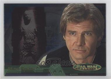 2001 Topps Star Wars: Evolution - [Base] #3B - Han Solo