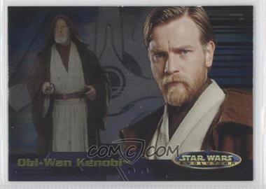 2001 Topps Star Wars: Evolution [???] #P1 - [Missing]