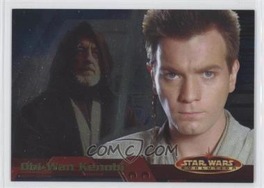 2001 Topps Star Wars: Evolution [???] #P2 - [Missing]