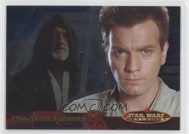 2001 Topps Star Wars: Evolution Promos #P2 - Obi-Wan Kenobi