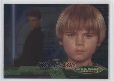 2001 Topps Star Wars: Evolution #1B - Anakin Skywalker