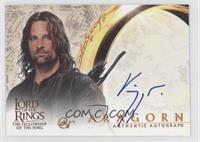 Viggo Mortensen as Aragorn