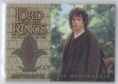 2001 Topps The Lord of the Rings: The Fellowship of the Ring Movie Memorabilia #N/A - Frodo's Travel Jacket