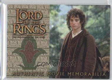 2001 Topps The Lord of the Rings The Fellowship of the Ring Movie Memorabilia #N/A - [Missing]