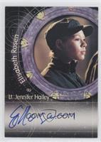 Elisabeth Rosen as Lt. Jennifer Hailey