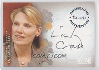 Lindsay Crouse as Dr. Carson Evans