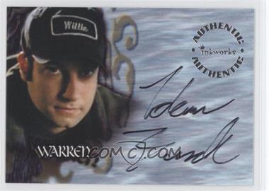2002 Inkworks Buffy the Vampire Slayer Season 6 - Autographs #A32 - Adam Busch as Warren