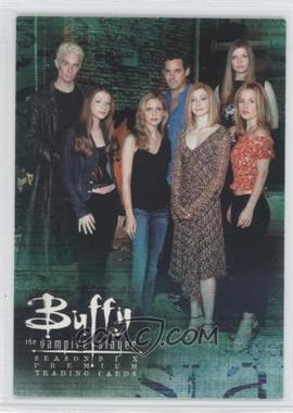 2002 Inkworks Buffy the Vampire Slayer Season 6 [???] #B6-1 - [Missing]