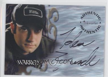 2002 Inkworks Buffy the Vampire Slayer Season 6 Autographs #A32 - Adam Busch as Warren