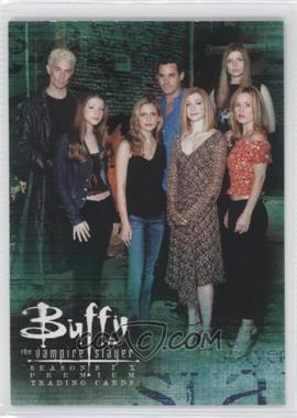 2002 Inkworks Buffy the Vampire Slayer Season 6 Promo #B6-1 - [Missing]