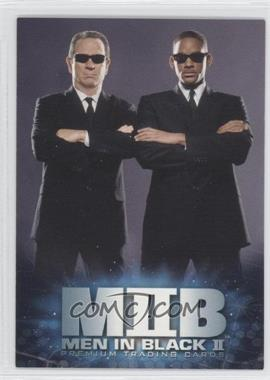 2002 Inkworks Men in Black II [???] #P1 - [Missing]