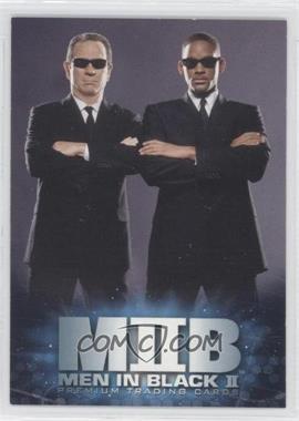 2002 Inkworks Men in Black II [???] #P1 - [Missing]