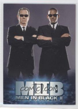 2002 Inkworks Men in Black II Promos #P1 - Men in Black II