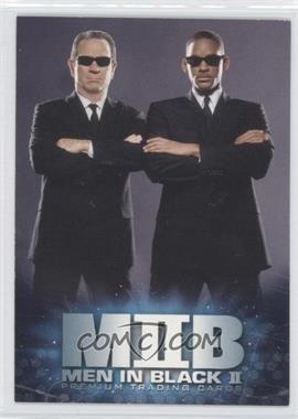 2002 Inkworks Men in Black II Promos #P1 - [Missing]