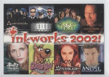 2002 Inkworks Set Preview Card - [Base] #N/A - [Missing]