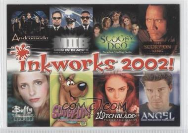 2002 Inkworks Set Preview Card #N/A - [Missing]