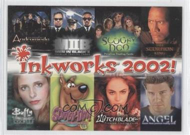 2002 Inkworks Set Preview Card #N/A - [Missing]