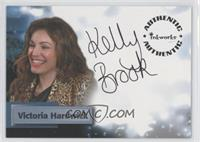 Kelly Brook as Victoria Hardwick
