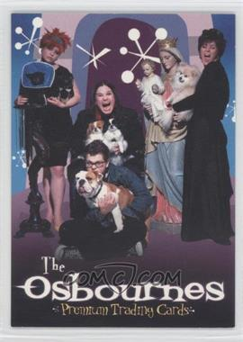 2002 Inkworks The Osbournes - [???] #P1 - The Osbournes