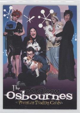 2002 Inkworks The Osbournes [???] #P1 - [Missing]