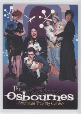 2002 Inkworks The Osbournes [???] #P1 - [Missing]