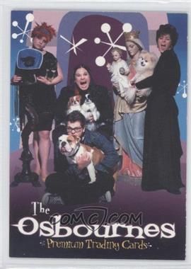 2002 Inkworks The Osbournes [???] #P1 - The Osbournes