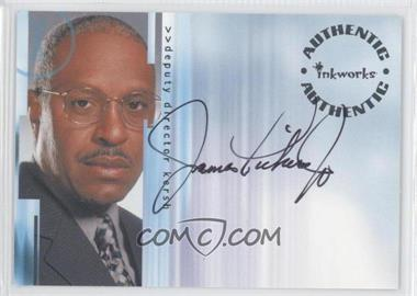 2002 Inkworks The X-Files Season 8 - Autographs #a13 - James Pickens, Jr. as Deputy Director Kersh