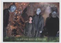 The Boy Who Would Be Praetor