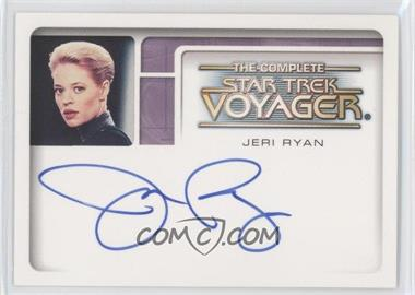 2002 Rittenhouse The Complete Star Trek: Voyager - [???] #A1 - [Missing]