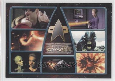 2002 Rittenhouse The Complete Star Trek: Voyager - [???] #P1 - [Missing]