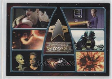 2002 Rittenhouse The Complete Star Trek: Voyager [???] #P1 - [Missing]