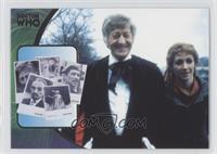 BBC photo publicity cards