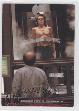 2002 Topps Spider-Man: The Movie - [Base] #27 - Osborn's Gamble