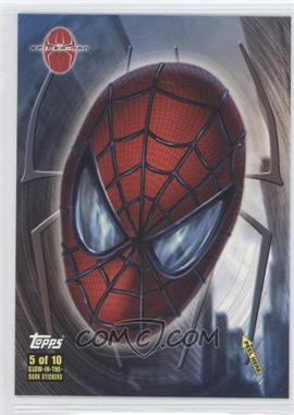 2002 Topps Spider-Man The Movie Glow-in-the-Dark Stickers #5 - [Missing]