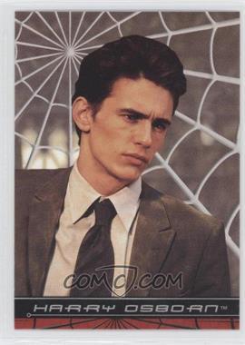 2002 Topps Spider-Man The Movie #7 - Harry Osborn