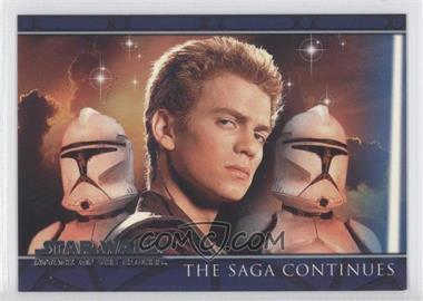 2002 Topps Star Wars: Attack of the Clones - Promos #P3 - Anakin Skywalker