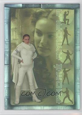 2002 Topps Star Wars: Attack of the Clones [???] #5 - Padme Amidala