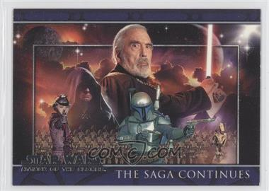 2002 Topps Star Wars: Attack of the Clones Promos #P2 - Dark Side