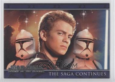 2002 Topps Star Wars: Attack of the Clones Promos #P3 - Anakin Skywalker