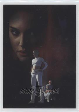 2002 Topps Star Wars: Attack of the Clones Silver Foil #2 - Padme Amidala