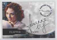 Adrienne Wilkinson as Flapper