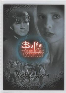 2003 Inkworks Buffy the Vampire Slayer Season 7 Promos #B7-1 - Buffy