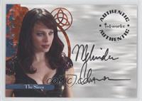 Melinda Clarke as The Siren