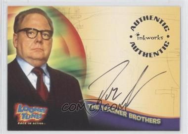 2003 Inkworks Looney Tunes: Back in Action - Autographs #A6 - Don Stanton as A Warner Brother