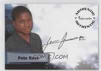 Sam Jones III as Pete Ross
