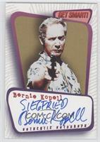 Bernie Kopell as Conrad Siegfried